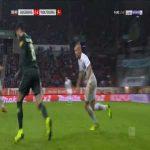Augsburg 2-[3] Wolfsburg - Yannick Gerhardt 89'