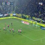 Den Haag [2]-2 Feyenoord - Nasser El Khayati penalty 77'
