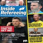 "Inside Refereeing - ""A Good Advantage Is Better Than Sex"""