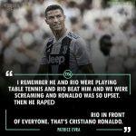 That's Cristiano Ronaldo