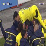 Chievo 1-0 Frosinone - Emanuele Giaccherini free-kick 76'