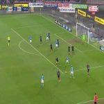 Napoli [2]:1 Bologna - Arkadiusz Milik 51'