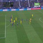 Levante 0-1 Girona - Portu 31'