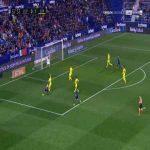Levante [1]-1 Girona - Jose Morales 58'