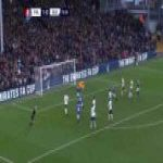 Fulham 1-[1] Oldham - Sam Surridge penalty 76'