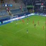 Olympique Strasbourg 0-5 Saint-Etienne - Rocha Santos 83'