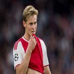 Oriol Domenech: Ajax is convinced that January 12 will be an important day in the transfer of Frenkie De Jong. Watch for news. Barça has finally offered the salary the player wants.
