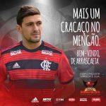 Flamengo confirm the signing of Giorgian de Arrascaeta