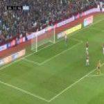 Aston Villa 0-1 Hull - Jarrod Bowen 27'