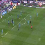 Eintracht Frankfurt [2]:0 Freiburg - Ante Rebić 40'