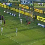 Fiorentina 1-[1] Sampdoria - Gaston Ramirez free-kick 44'
