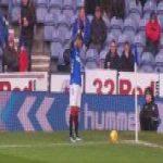 Rangers [2]-1 HJK - Nikola Katic 53'