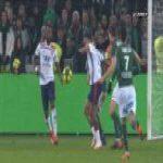 Saint-Etienne 1-[1] Lyon - Nabil Fekir penalty 65'