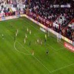 Antalyaspor 0-2 Besiktas - Dorukhan Tokoz 39'