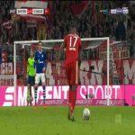 Bayern München 3 vs 1 Schalke 04 - Full Highlights & Goals