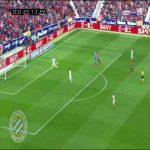 Morata disallowed goal 54' (Atletico 1-2 Real)