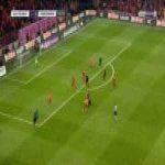 Galatasaray 1-[1] Trabzonspor - Hugo Rodallega 30'