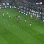 Milan 2-0 Cagliari - Lucas Paqueta 22'
