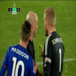 Leicester City 0-1 Crystal Palace: Batshuayi