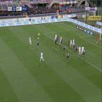 Fiorentina 1-[1] Inter - Matias Vecino 6'
