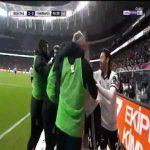 Burak Yılmaz Goal - Besiktas JK 3 vs 0 Fenerbahce SK