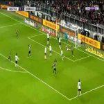 Sadık Çiftpınar Goal - Besiktas JK 3 vs 2 Fenerbahce SK