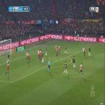 Feyenoord 0-2 Ajax - Nicolas Tagliafico 49'