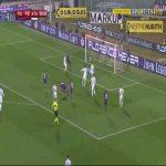 Fiorentina [2]-2 Atalanta - Marco Benassi 36'