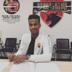 Chinese Super League club Shenzhen FC sign Norwegian international striker Ola Kamara from LA Galaxy