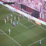Rayo Vallecano 0-1 Girona - Cristhian Stuani 30'
