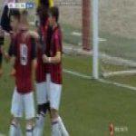 AC Milan Primavera 3-1 Palermo Primavera - Siaka Haidara 86'
