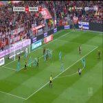 Leverkusen 1-0 Freiburg - Aranguiz 4'