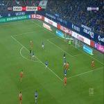 Schalke 0-4 Dusseldorf - Dawid Kownacki 84'