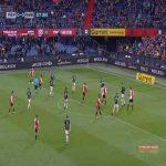 Feyenoord 1-0 FC Emmen - Robin van Persie 38'