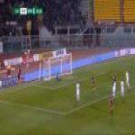 Livorno 1-0 Benevento - Alessandro Diamanti 20'
