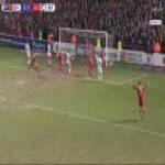 Accrington Stanley [1]-1 Blackpool — Luke Armstrong 23'