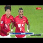 Guangzhou Evergrande 2–0 Sanfrecce Hiroshima AFC Champions League