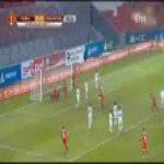 Rubin Kazan 0-1 Lokomotiv Moscow [0-2 on agg.] - Benedikt Howedes 77'