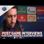 PSG post match interviews (including Nasser Al-Khelaifi, Thomas Tuchel and Marquinhos)