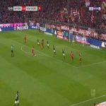 Bayern 3-0 Wolfsburg - James Rodriguez 52'