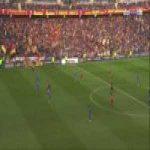 RC Lens 1-0 AJ Auxerre - A. Gomis 37'👎