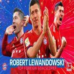 Robert Lewandoswki is now the all time non-german top scorer in the Bundesliga, overtaking Pizzaro