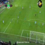 "Sergio Aguero miss vs Watford 29"""