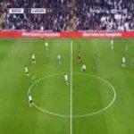Besiktas 1-[1] Konyaspor - Omer Sahiner 20'