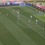 Bologna 2-0 Cagliari - Roberto Soriano 77'