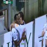 Salernitana 0-2 Crotone - Simy Nwankwo 55'