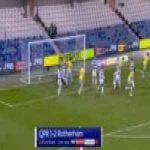 QPR 1-[2] Rotherham - Semi Ajayi 90'+5'
