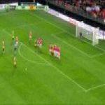 Valenciennes FC 0-3 US Orléans - M. D'Arpino 66' - Freekick