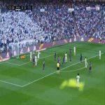 Disallowed Goal for Real Madrid - Luca Modric 56'