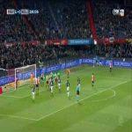 Feyenoord 1-[1] Willem II - Freek Heerkens 27'